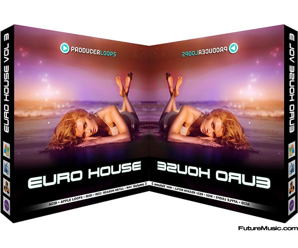 Producer Loops euro house 3