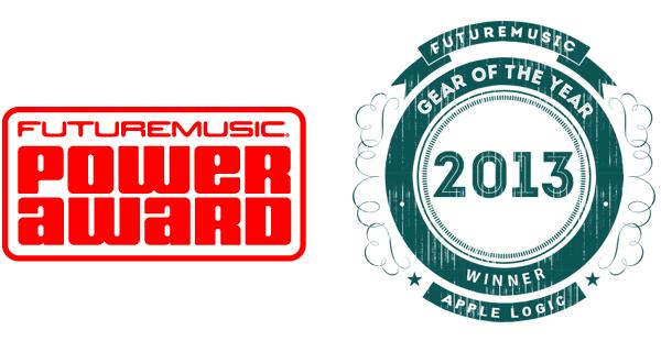 Apple Logic Pro X - FutureMusic 2013 Gear Of The Year Award - DAW
