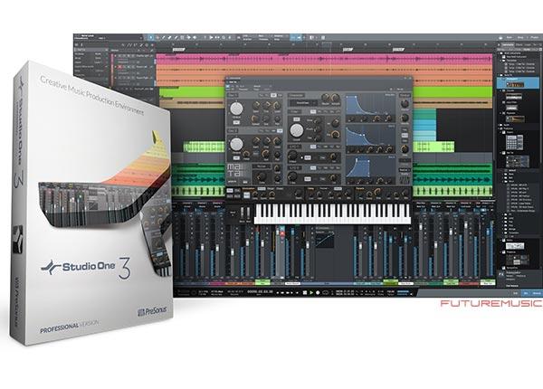 Presonus-Studio-One-3-Professional $399 Download