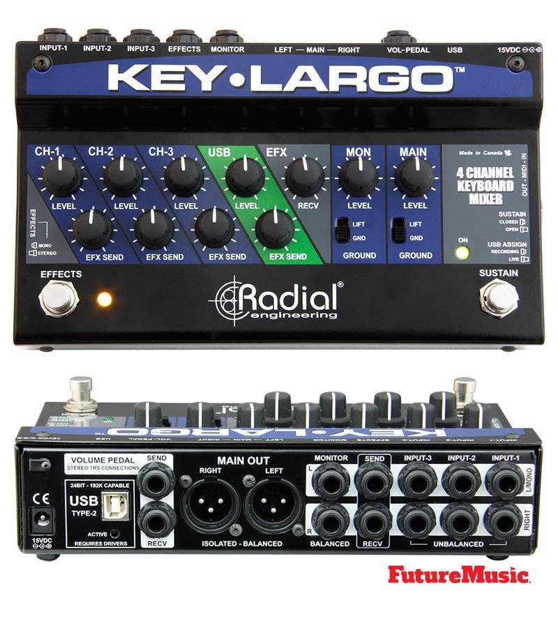 Radical keylargo FutureMusic