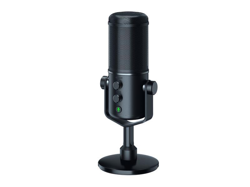 Razer Seiren Elite Streaming Microphone FutureMusic