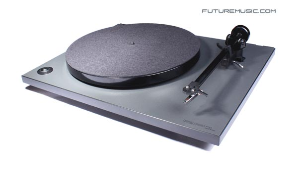 Rega RP1 Turntable Targets Entry-Level Audiophiles