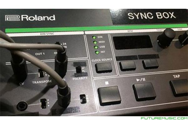 Roland-Aira-Sync-Box