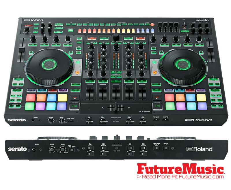 Roland-Serato-DJ808-FutureMusic