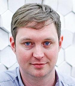Roland Lamb, CEO Roli