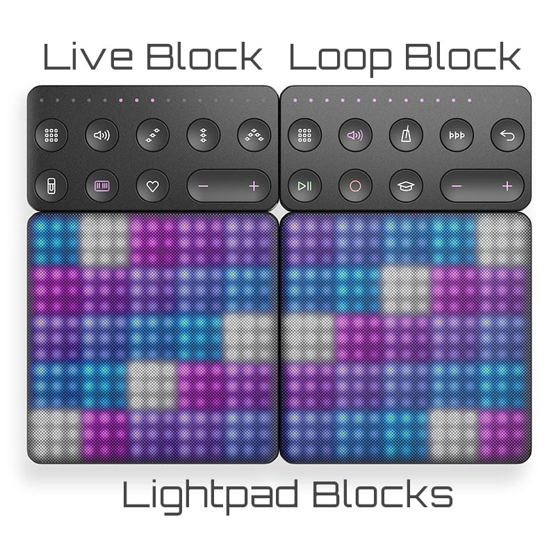 roli blocks live block loop block futuremusic