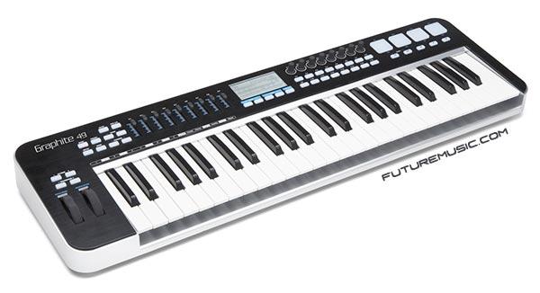 SamsonGraphite49 Keyboard Controller