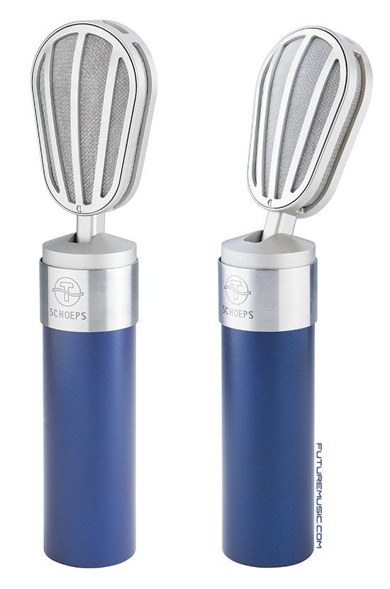 Schoeps v4u microphone