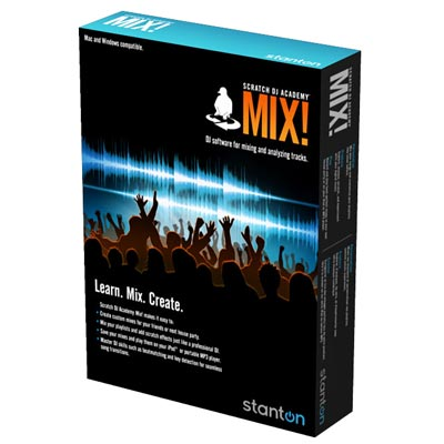 Scratch DJ Academy Releases New MIX! Software Via Stanton
