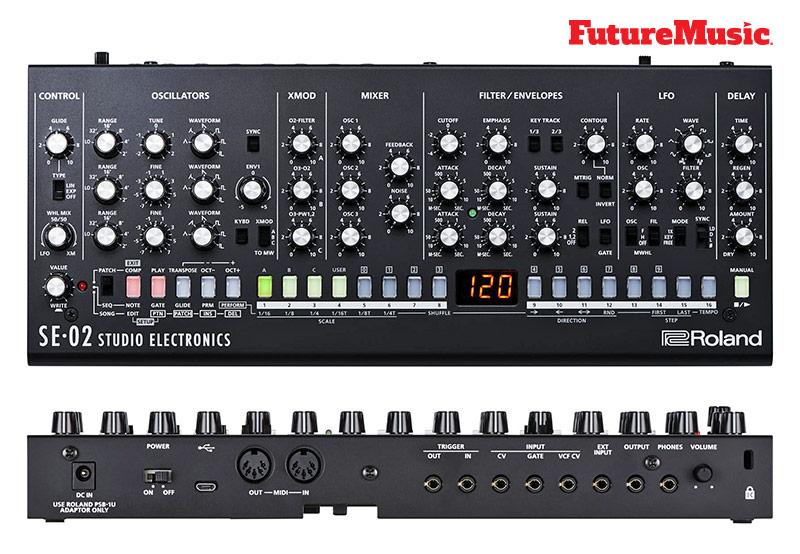 Roland studio electronics SE-02