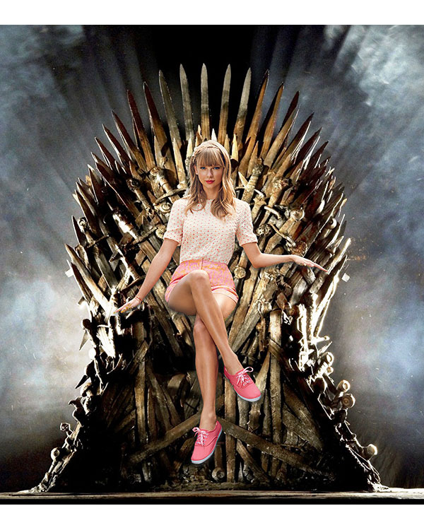 TaylorSwift-Game Of Thrones-Parody