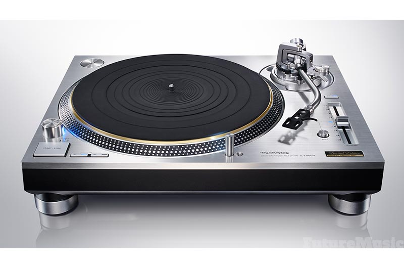 Technics Officially Announces SL1200GAE Turntable ...