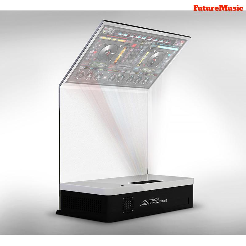 TouchInnovations XG Glass MIDI Controller FutureMusic