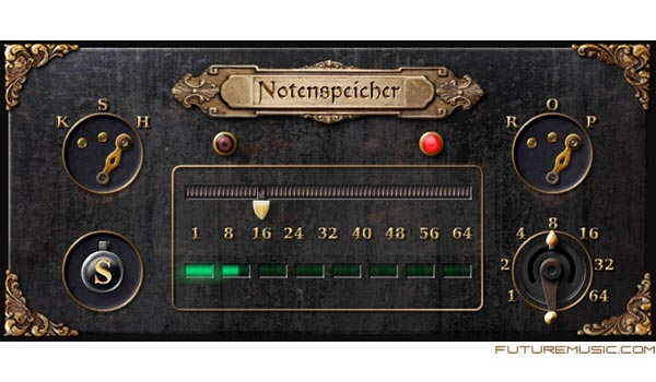 WOK Unleashes NOTENSPEICHER – MIDI Recorder / Sequencer Plug-In For Windows