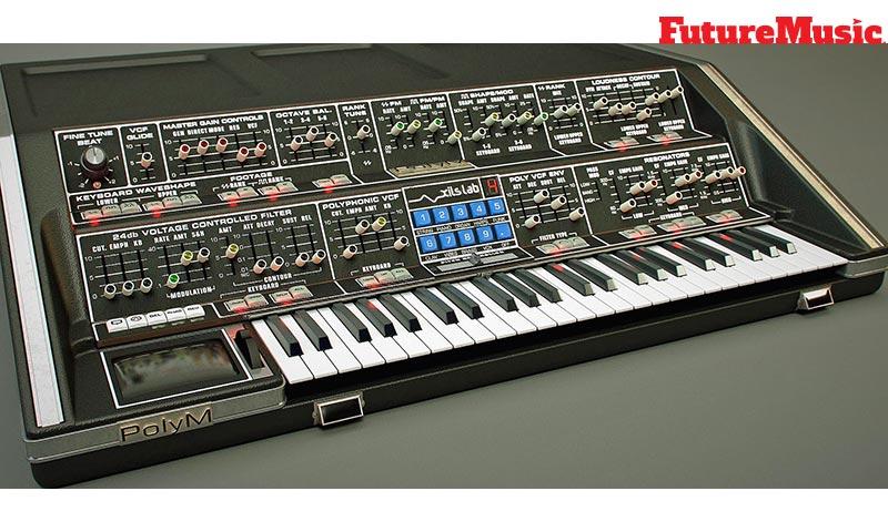 XILS-lab PolyM by FutureMusic
