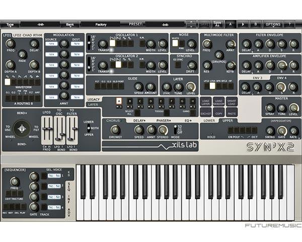 XILS-lab-SynX2