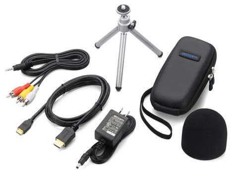 zoom q3hd accessories