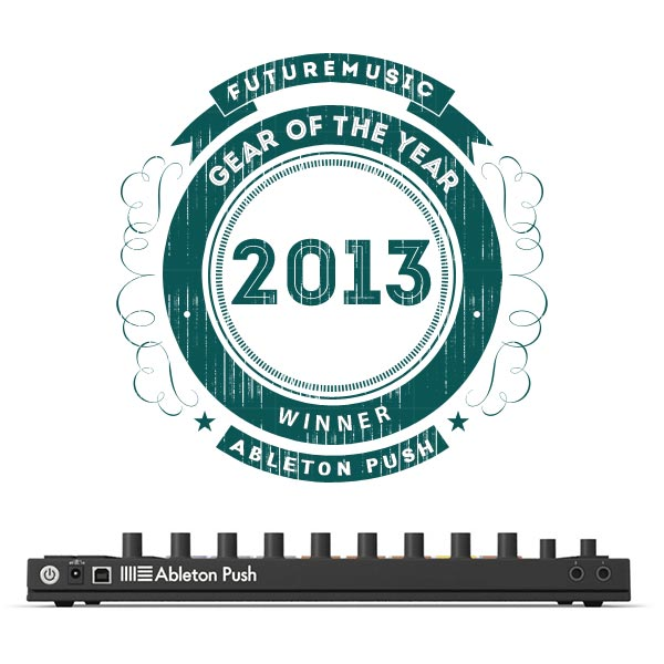 FutureMusic Gear Of The Year 2013 - MIDI Controller
