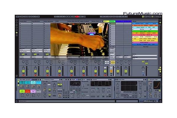 afrodjmac ableton live synthworkstation free