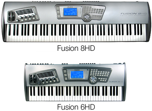 Alesis Fusion Synths