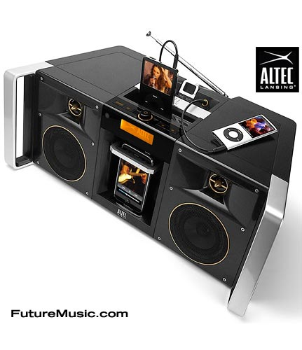 altec lansing mix Altec Lansing MIX