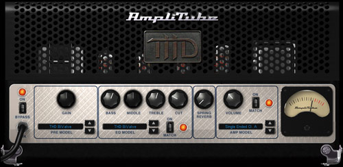 Amplitube 2 Screenshot