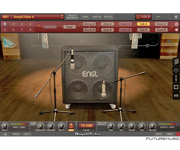 ik multimedia amplitube 4 upgrade