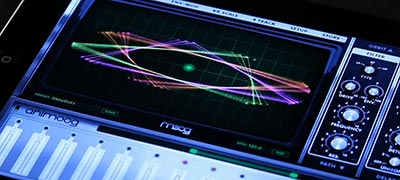 Moog Music Updates Animoog To Version 2.0