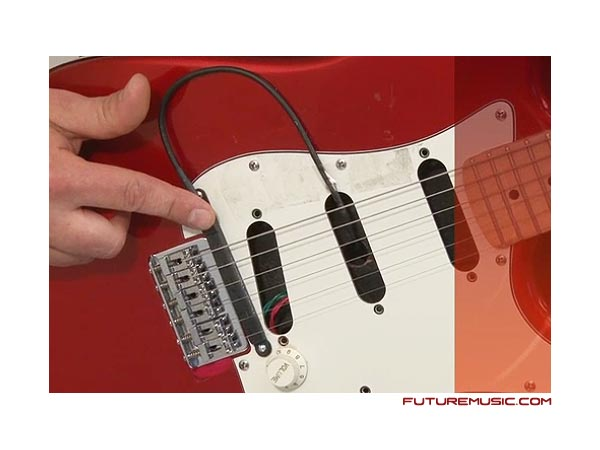 Antares Auto-Tune For Guitar String Pickup