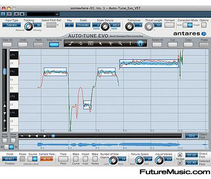 antares unleashes auto tune evo vocal studio futuremusic the