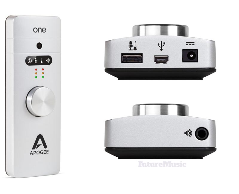 apogee ONE for Mac connectivity