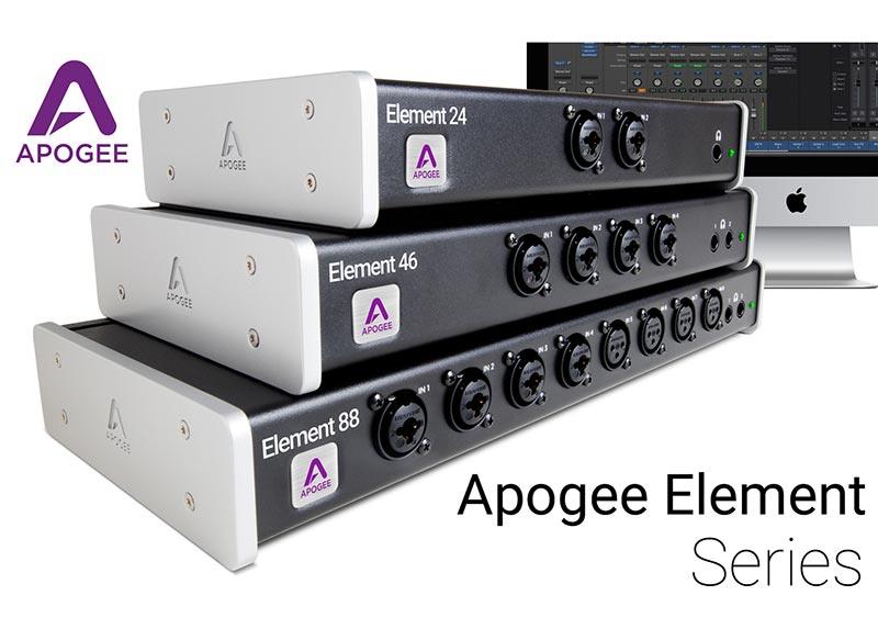 Apogee Element Series FutureMusic
