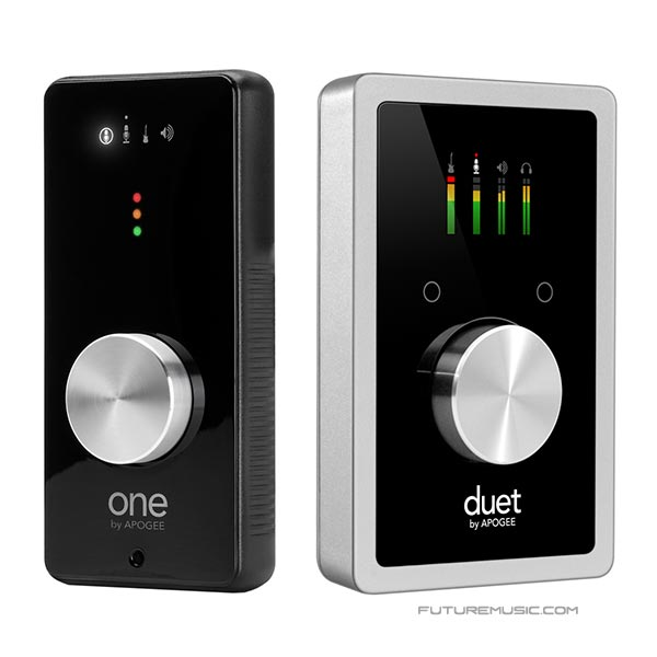 Apogee Upgrades One & Duet Audio Interfaces With iPad Compatibility
