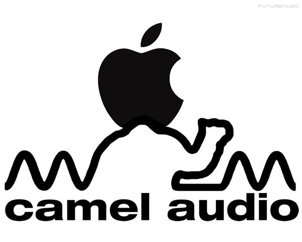 apple buys camel-audio?