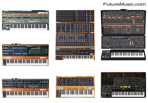 Arturia Analog Factory Experience Synths