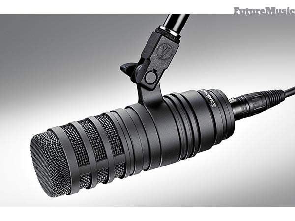 Audio-Technica BP40 broadcast microphone