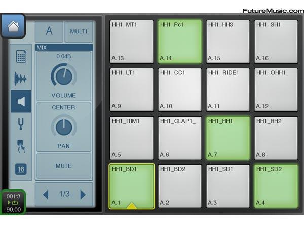 Beatmaker 2 - Drumpad