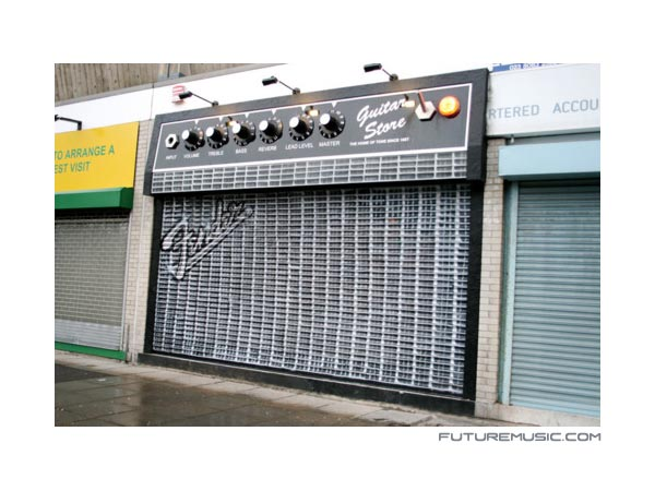 Weekend Fun: Best Music Storefront