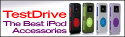 TestDrive: Best iPod Accessories of 2005