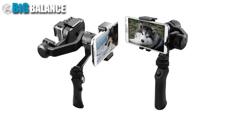 Big Balance Husky GoPro iPhone Stabilizer