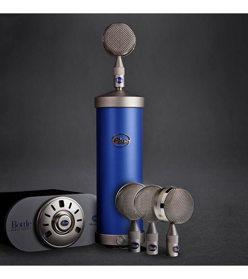 blue microphone power-stream power-supply