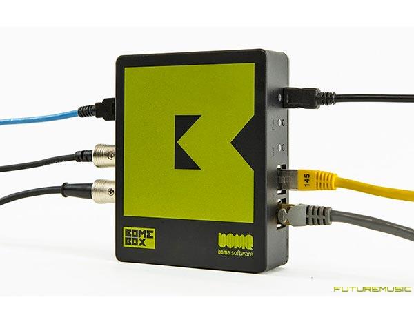 bomebox midi hd connectivity