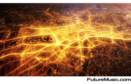 Weekend Fun: Traffic From Space | FutureMusic the latest news on