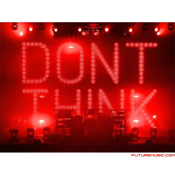 Review: The Chemical Brothers – Don't Think