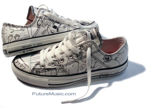 26dd09662aaa aliexpress converse sex pistols special edition 39973 ee773  norway several  hip hop stars have lent their names and design ideas to sneaker concepts but