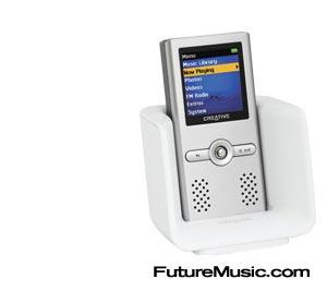 Zen WAV MP3 player