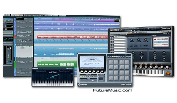 Steinberg Releases Cubase Elements 6
