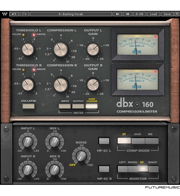dbx-160-plugin