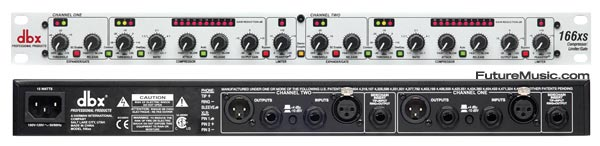 Dbx Revamps S Series Compressors Crossovers Amp Equalizers