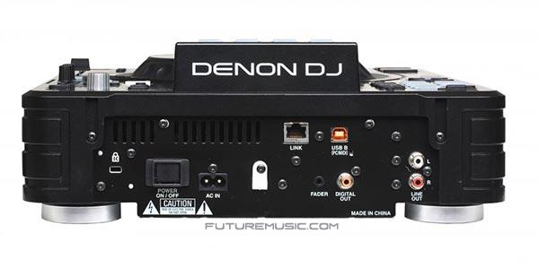 denon-sc2900 back